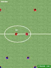 EssentialSoccer for Java phones