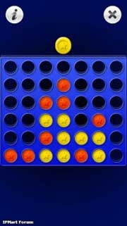 Connect4 for Symbian S60 5th Edition