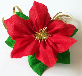 Tatamusetta tutorial decorazione con stella di natale in - Decorazioni natalizie con tovaglioli di carta ...
