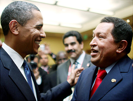 Friday Afternoon Roundup -  International Edition - Iraqi Elections and Chavez's Tyranny