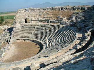 Αρχαίο θέατρο Μιλήτου