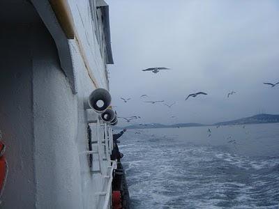 Πλοίο της γραμμής Πριγκηπόνησα-Κωνσταντινούπολη