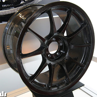 Full Carbon Fiber Rims From Weds Sports