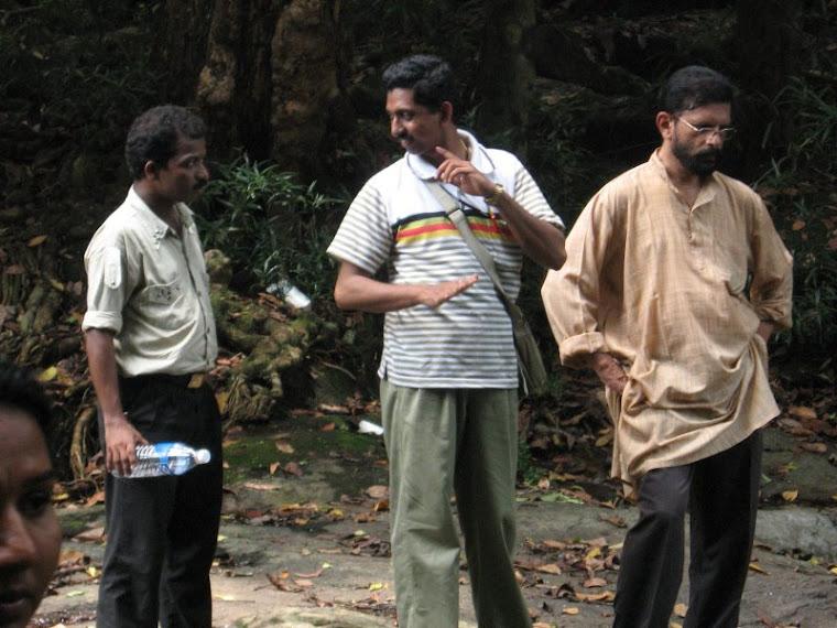 Gopikrishnan, Rajesh Chandran and Hari S Kartha