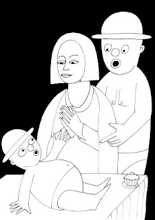 The Madonna and child By Alesso Baldovinetti