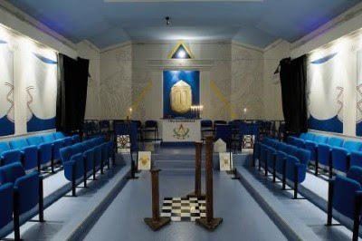 Grand Orient Of France Opens To Women on Grand Masonic Lodge Floor Plan