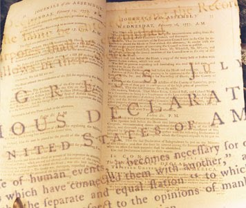 the declaration of independence for dummies Declaration of independence: primary documents of american history (virtual services and programs, digital reference section, library of congress.