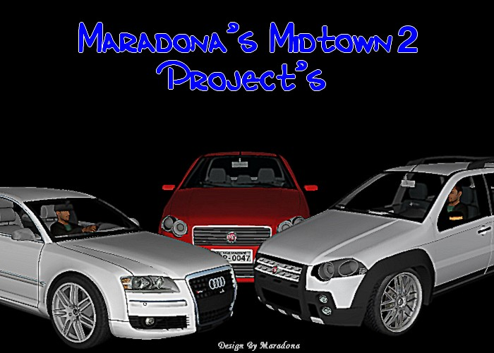 Maradona's  Midtown 2 Project's
