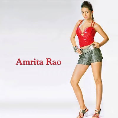 Amrita Rao's latest sexy photoshoot image