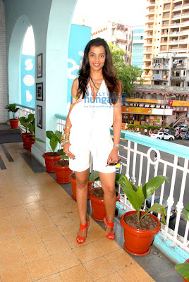 Mugdha, Vatsal and Jackie Shroff at the launch of SOBO for men image