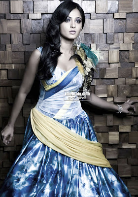 Anushka Shetty Latest Sexy Photoshoot image
