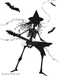 Rockin Skeleton