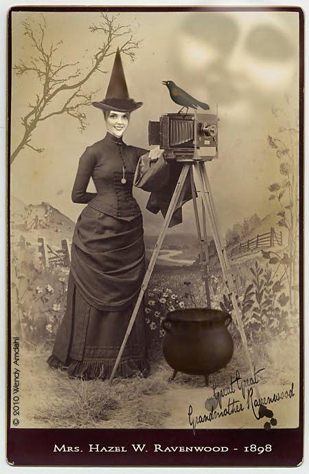 Mrs.Hazel Ravenwood- 1898