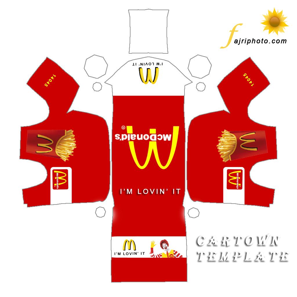 Fast Food Craft