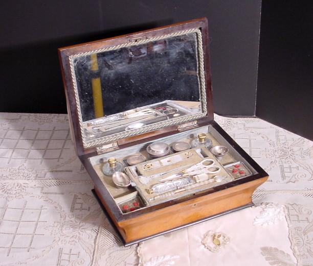 Matin lumineux accessoires de couture anciens for Accessoire couture