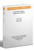 Libro,Toxicologia,Ambiental,Evaluacion de Riesgos,Restauracion,Ambiental. Descargue grati