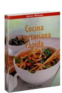 Libros town cocina vegetariana r pida anne wilson for Libro cocina vegetariana