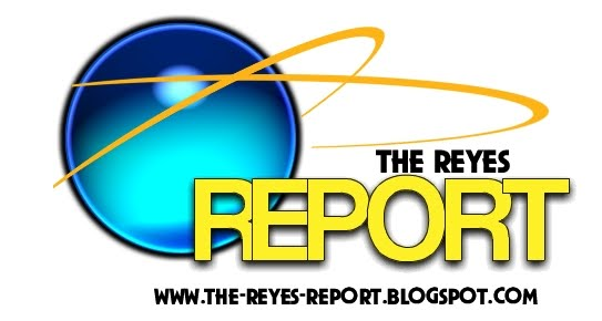 The Jorge Reyes Report...