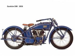 Excelior 20R 1920 Motorbike