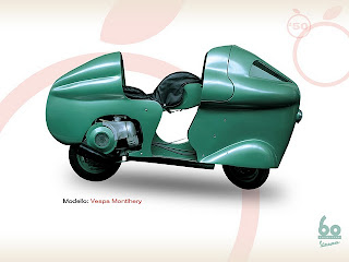vespa monthlery review