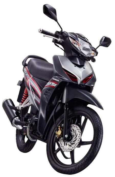 Autos Motorcycles Honda Revo Dx New 2010