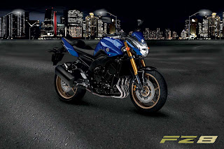 Motor cycle Review : Yamaha FZ8 2010