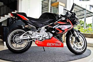 Aprilia RS 125 Motorbike motospot