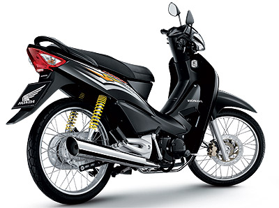 Honda Wave 100S   Wave 125S   motor modif contest   trend