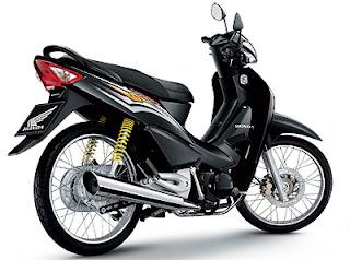 gambar Honda Wave 100S