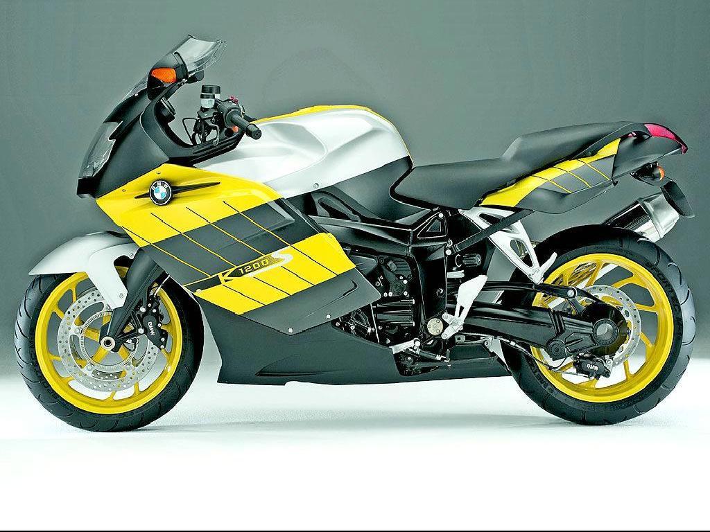 motorbike BMW K1200 wallpaper title=