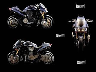 munch motorbike wallpaper