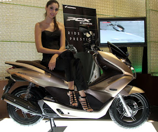 Honda PCX 2010 skutik