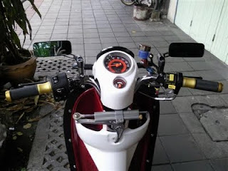 honda scoopy modification spec 1