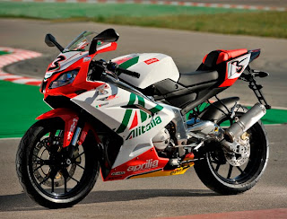 review APRILIA RS 125