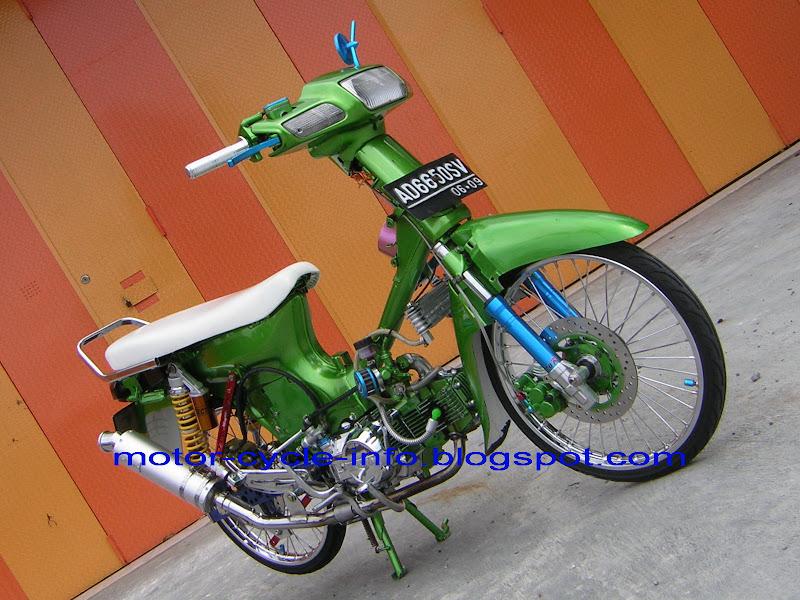 Modifikasi Motor Honda Grand title=