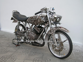 foto air brush paint rx king 2010