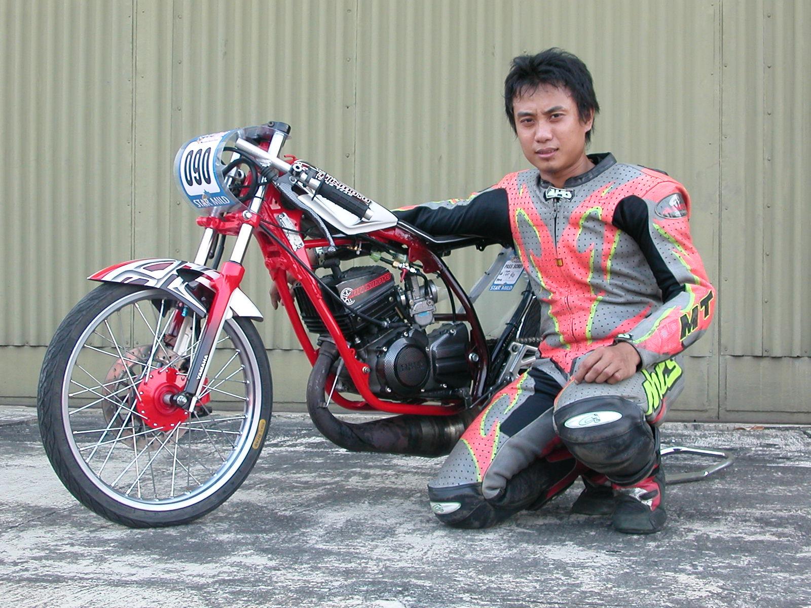 Yamaha Rxz Racing