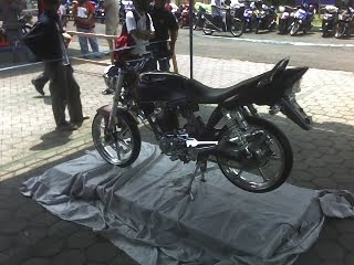 honda MEGAPRO extreme for contest