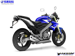 2011 YAMAHA VIXION Limited EDITION