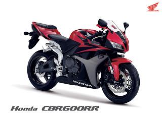 honda cb600RR Type