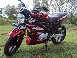 motorcycle modif yamaha vixion 2011