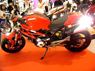 this month ducati in show event 2010