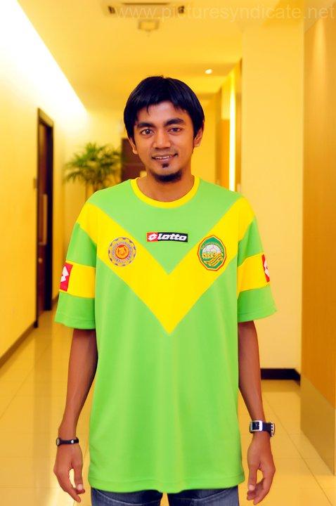 Jersi Skuad Kedah 2011 + Senarai Pemain Kedah 2011