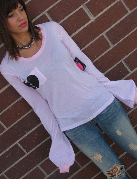 [pink+front+heart+shirt]