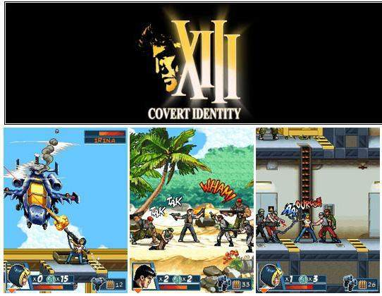 XIII: Covert Identity - Action Game from Gameloft