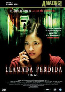 Llamada Perdida 3: Final Poster
