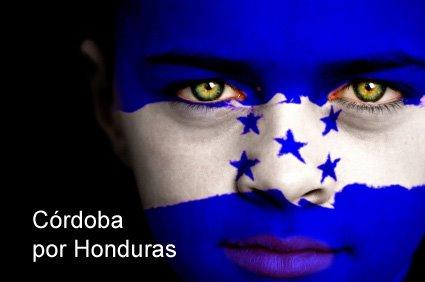 Córdoba por Honduras