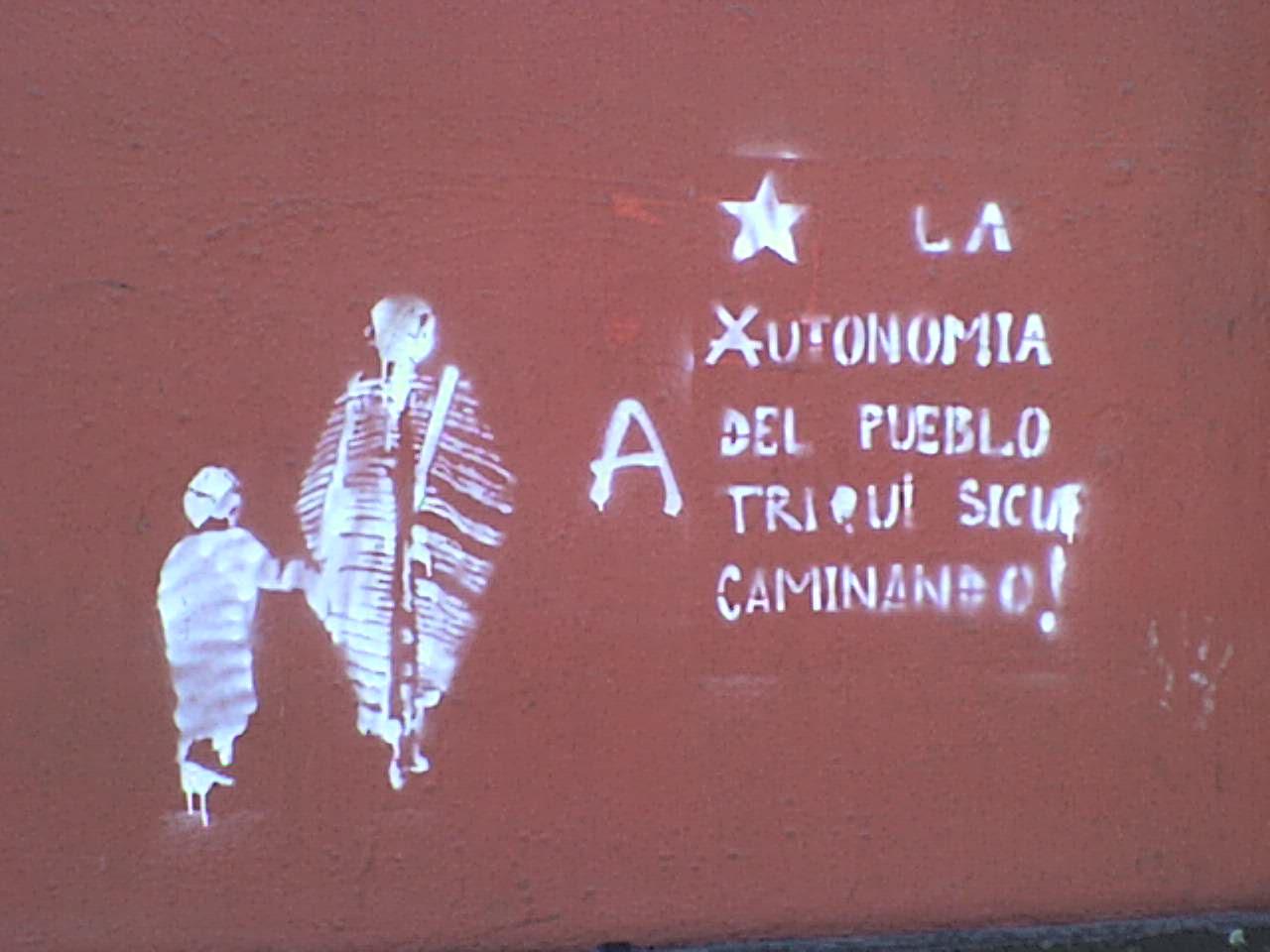 Justicia para San Juan Copala, municipio autónomo
