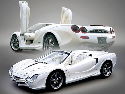 2010 Acura  Review on Extremsportscar  2011 Mitsuoka Orochi Concept Car