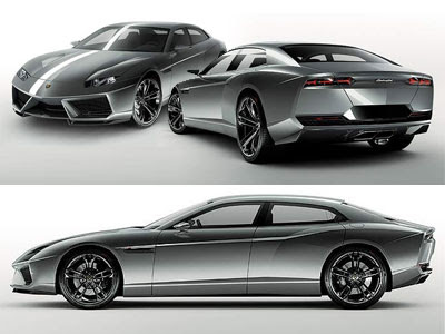 Lamborghini Estoque History